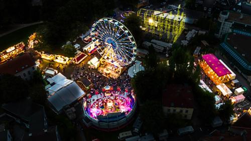 Schwelmer Heimatfest 2016 – Nachtoptik-Panorama